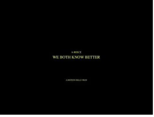 DOWNLOAD VIDEO: A-reece – We Both Know Better