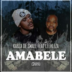 Kabza De Small – Amabele Shaya (Original Mix) Ft. Leehleza Mp3 Download
