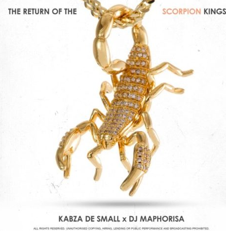 ALBUM: DJ Maphorisa & Kabza De Small – The Return of Scorpion Kings